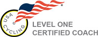 USA Cycling Level 1 Certified Coach