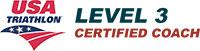 USA Triathlon Level 3 Certified Coach