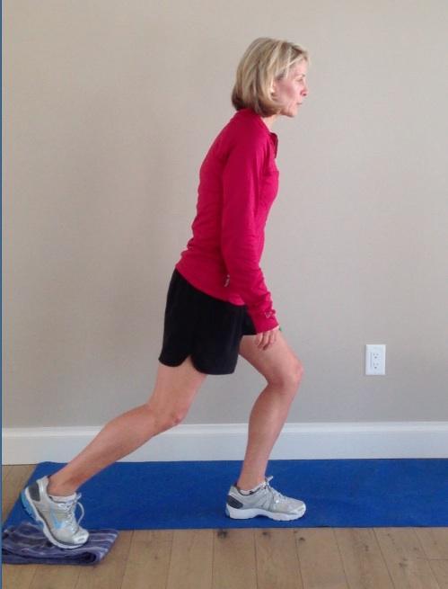 Exercise – Reverse Slide Lunge