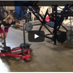 Exercise – Sled Push – Iron Warrior Gym