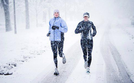 How to stay motivated through the winter